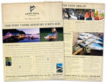 Good Hope Sport Fishing Marketing Collateral