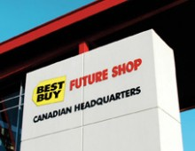 Best Buy Canada Employee Communications